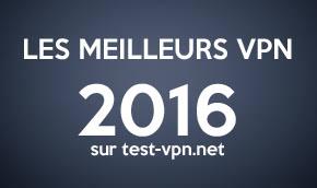 les meilleurs vpn 2016